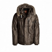 Parajumpers Right Hand Parka Herr Dunjacka Brun